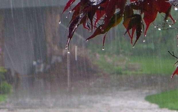 تداوم بارندگی در نقاط مختلف کشور