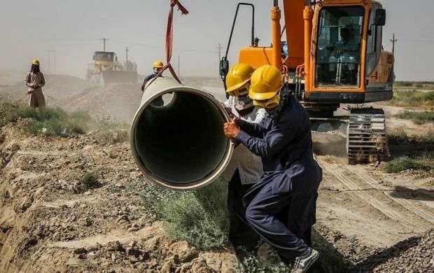 طرح انتقال آب از کلان به پردیس آغاز شد
