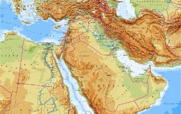 نگاهی به تغییرات در حوزه نفوذ غرب آسیا
