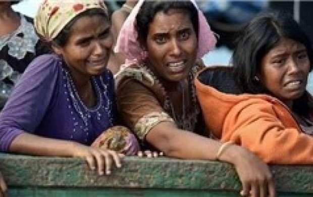 تصمیم بنگلادش برای انتقال آوارگان روهینگیا