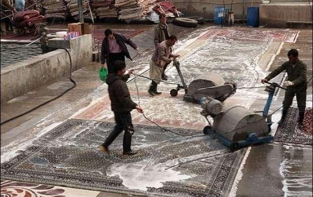 قالیشویی از قیمت گذاری خارج شد