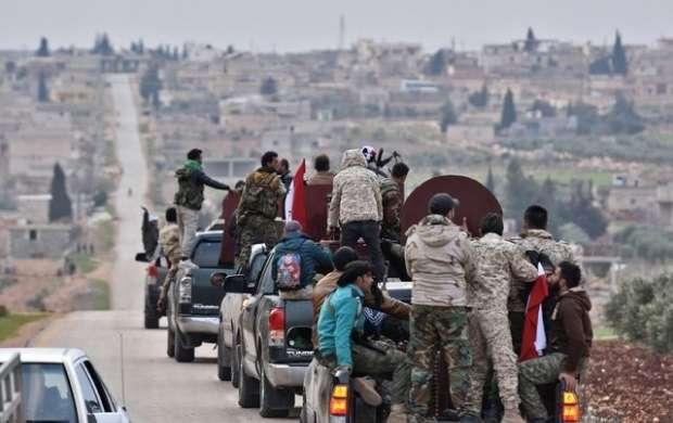 ورود کاروان جدید نیروهای سوری به عفرین