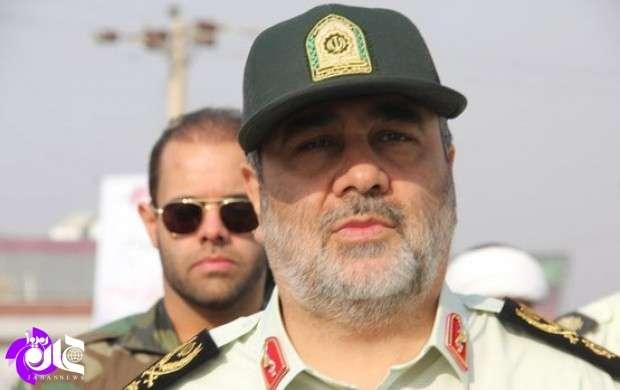 اشتری: ناجا با هر فرقه مخل امنیت برخورد می کند