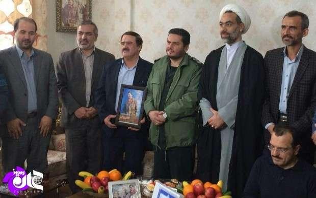 شهیدی که مسجدی ها به نمازش غبطه  می خوردند