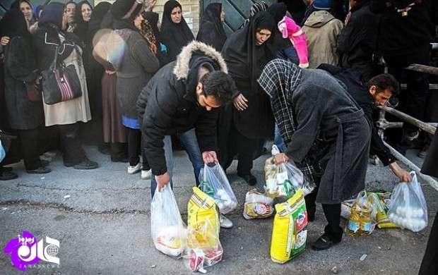 عیدی مستمری بگیران کمیته امداد95 جهان نيوز - ارائه سبد کالا به ۱۱ میلیون مددجو