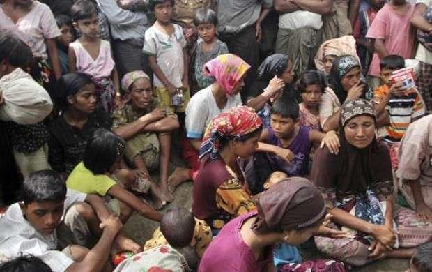 انتقال آوارگان روهینگیا به جزایر خالی از سکنه!
