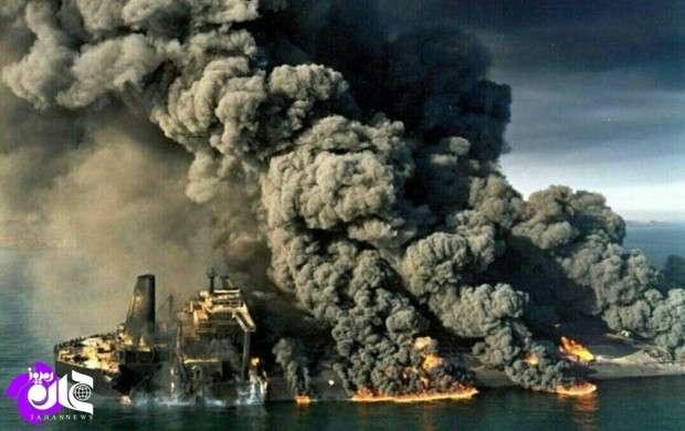 رسیدن نفت سانچی به سواحل ژاپن تایید شد