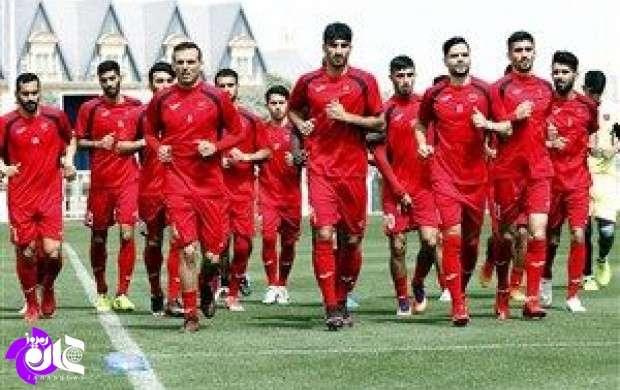 پرسپولیس بدون مدافع برابر استقلال خوزستان؟!