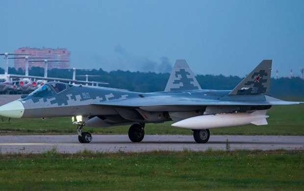 ارسال ۲ جنگنده روسی به پایگاه «حمیمیم» سوریه