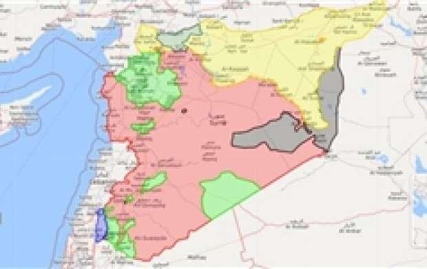 تجزیه سوریه در دستور کار آمریکا قرار گرفته است