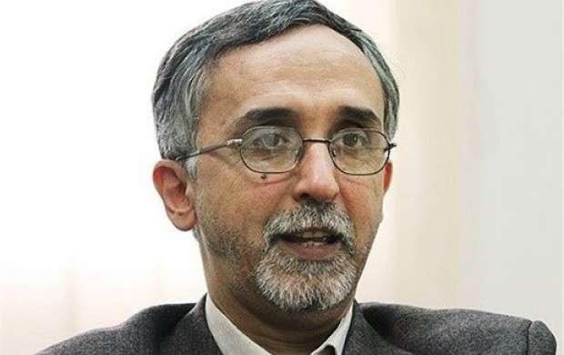 ظریف حق به گردن کشور و ملت ایران دارد!