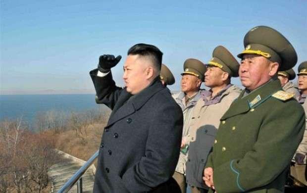 آمریکا کره  شمالی را محاصره دریایی کرد