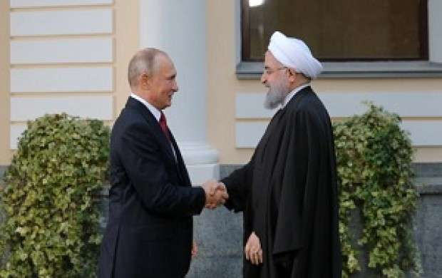اتحاد ایران و روسیه قوی تر از هر زمان دیگری است