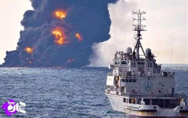 اعزام غواصان ایرانی به چین برای ورود به سانچی