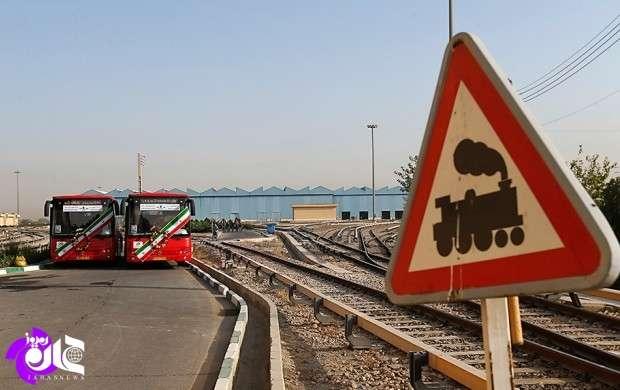 جلو تردد اتوبوس های فرسوده در تهران گرفته شود