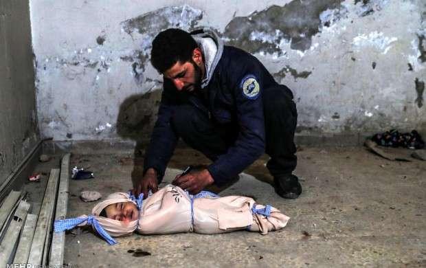 افزایش تلفات غیرنظامیان در جنگ سوریه