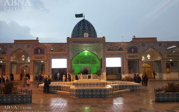 آستان مقدس امامزاده حسن(ع) در تهران