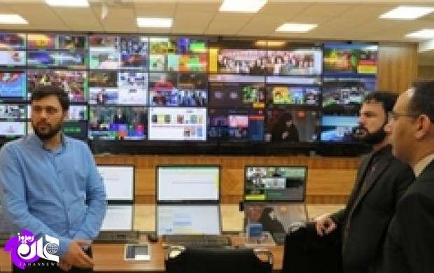 رونمایی از اولین کانال  تلویزیونی  مجازی صداوسیما