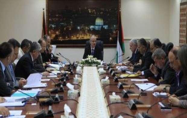مذاکرات دولت وفاق ملی فلسطین در نوار غزه