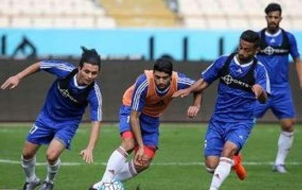 تاریخ شروع اردوی عیدانه تیم ملی فوتبال