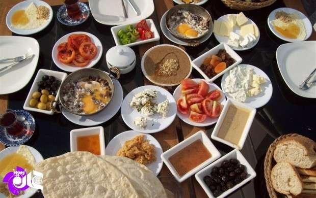 نخوردن صبحانه از علل اصلی بروز