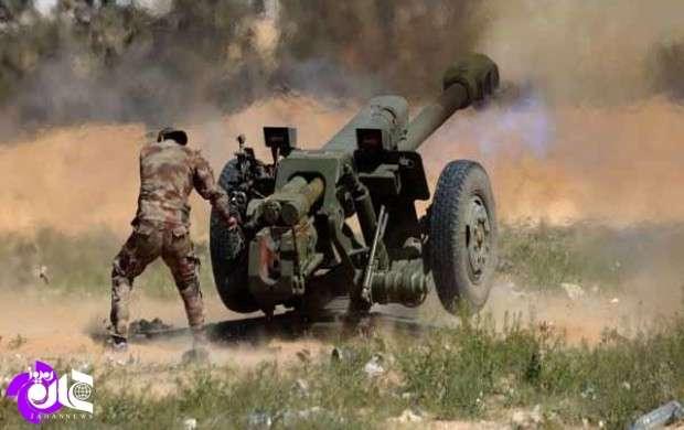 نبردسنگین در غوطه دمشق برای فروپاشی جبهه النصره