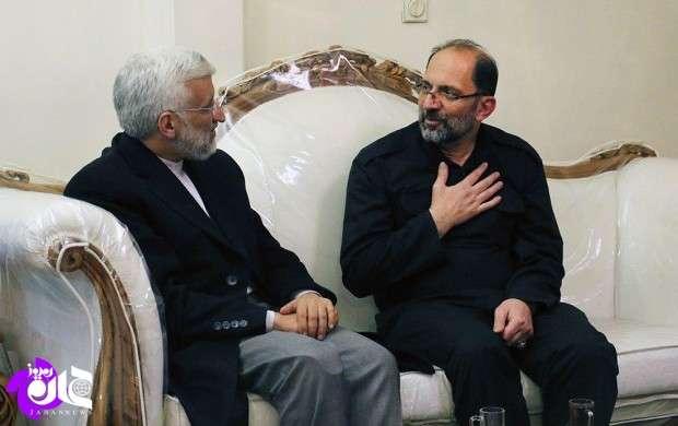 دکتر جلیلی:امنیت ایران مدیون حدادیان هاست