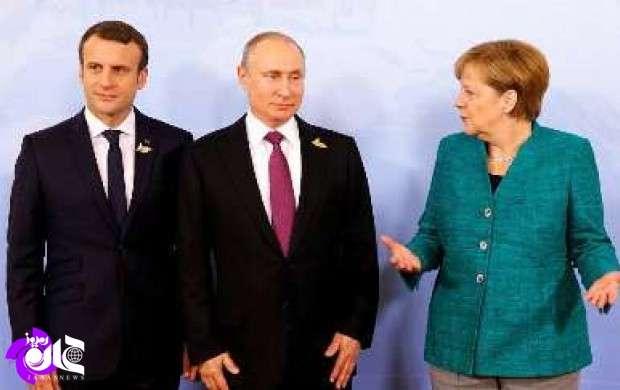 پوتین:آتش بس در سوریه، شامل تروریست ها نمی شود