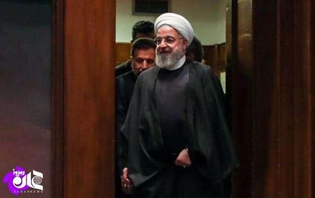 سخنرانی  جنجالی  روحانی/ واکنش  ضدانقلاب