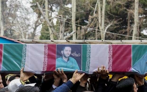 پسرم را در قلب تهران بهشيوه داعشيها شهيد كردند