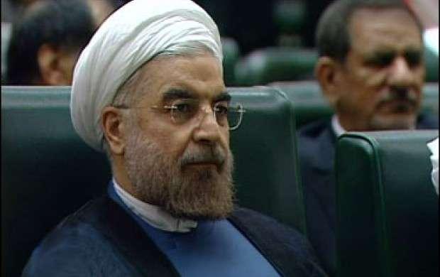 جلسه مجلس برای بررسی سوال از روحانی