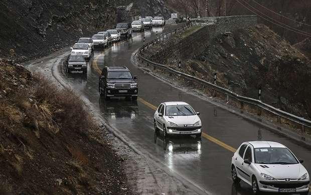 ظرفیت جاده ها با تقاضای سفر همخوانی ندارد