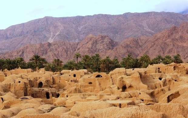 بهشت زمین شناسی ایران در دل كوير + تصاویر