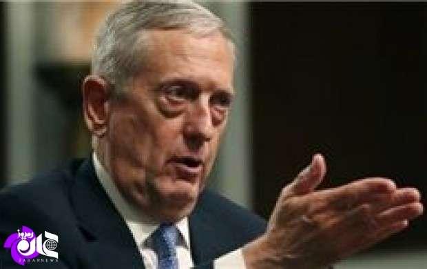 اتهام زنی دوباره وزیر دفاع آمریکا به ایران