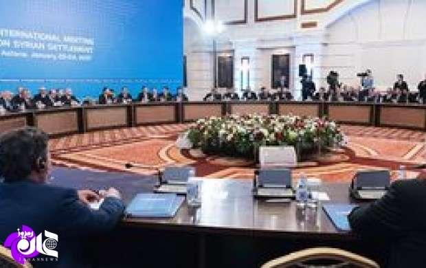 وزرای خارجه ایران،روسیه و ترکیه در آستانه توافق کردند