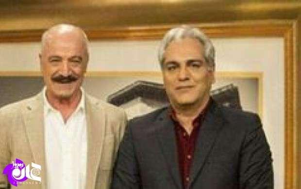 سعید راد مهمان امشب دورهمی +عکس