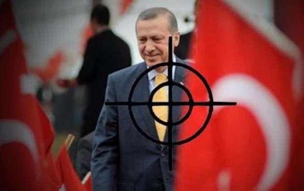 خنثی سازی طرح ترور خانواده اردوغان