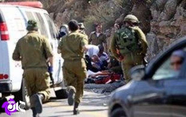 کشته وزخمی شدن5صهیونیست درحمله شهادت طلبانه