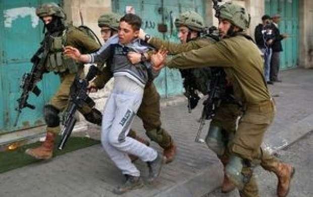 117 زخمی براثر حمله صهیونیست ها به فلسطینیان