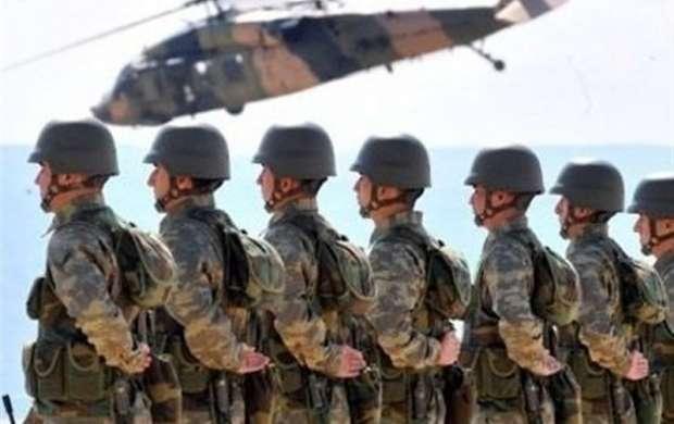 دعوتنامه ترکیه به شبه نظامیان کُرد عفرین