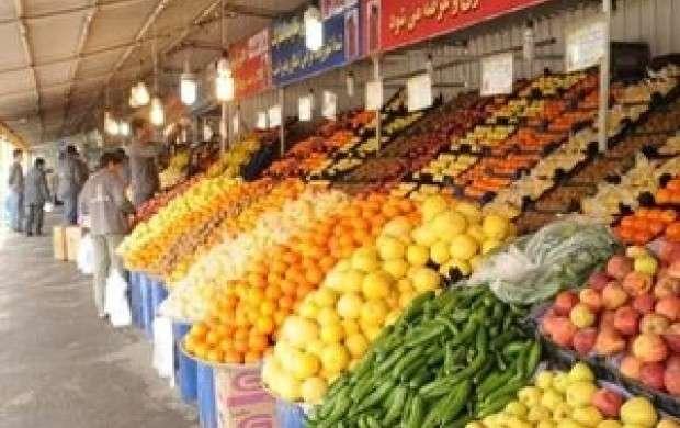 آخرین تحولات بازار میوه و صیفی