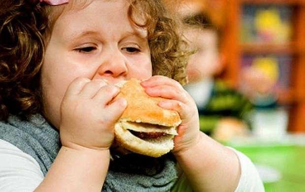نکات رفتاری در تغذیه کودک