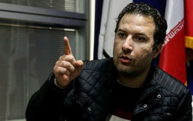 بهمن کامیار: «سد معبر» را سوزاندند