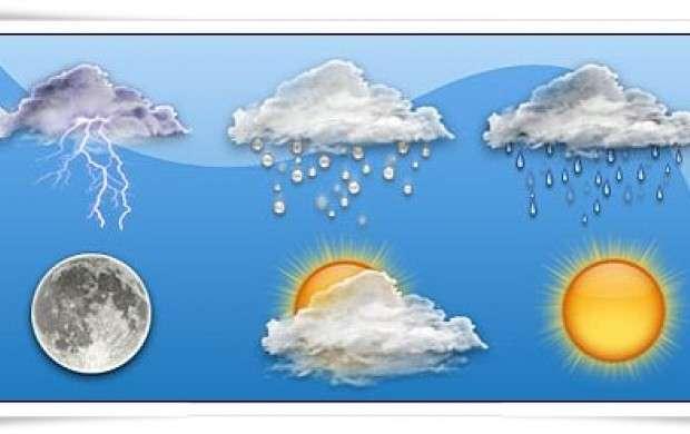 فعالیت سامانه بارشی در کشور تا روز دوشنبه