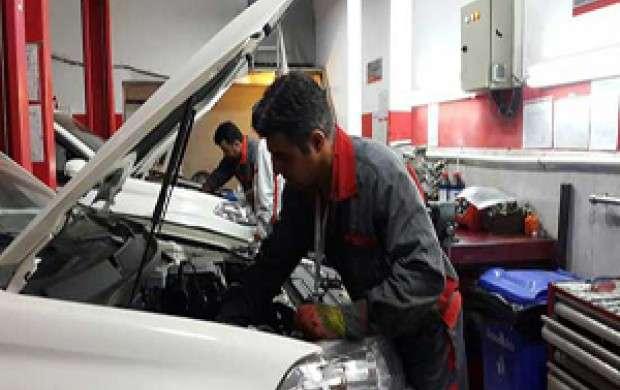 چالش خدمات پس از فروش در خودروهای چینی