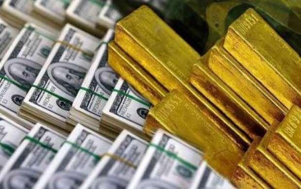 طلا را بفروشید، دلار بخرید