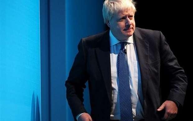 واکنش جانسون به اخراج دیپلمات های انگلیسی