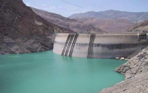 ۸۴ سد کشور کمتر از ۴۰ درصد آب دارند