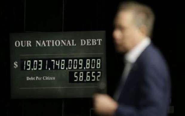 بدهی ملی آمریکا از ۲۱ تریلیون دلار عبور کرد