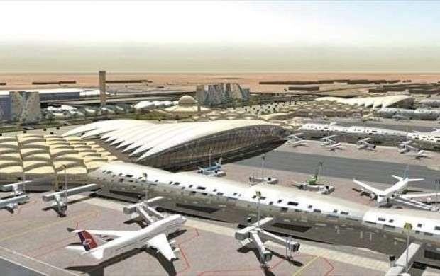 سپردن امنیت فرودگاه های عربستان به صهیونیست ها